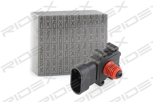 Capteur de pression de suralimentation RIDEX 161B0028 (X1)