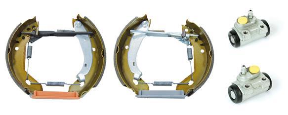 kit de frein arrière simple ou prémonté BREMBO K 68 049 (Jeu de 2)