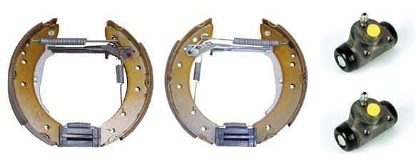 kit de frein arrière simple ou prémonté BREMBO K 68 065 (Jeu de 2)