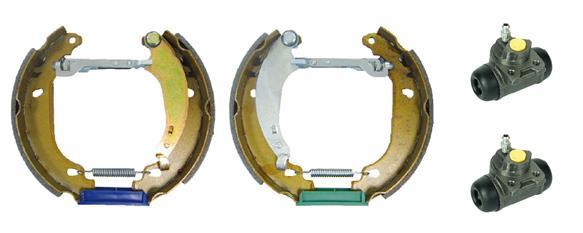 kit de frein arrière simple ou prémonté BREMBO K 68 067 (Jeu de 2)