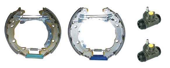 kit de frein arrière simple ou prémonté BREMBO K 68 074 (Jeu de 2)