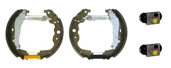 kit de frein arrière simple ou prémonté BREMBO K 68 075 (Jeu de 2)