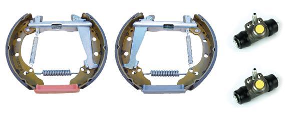 kit de frein arrière simple ou prémonté BREMBO K 85 023 (Jeu de 2)