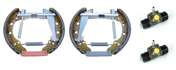 kit de frein arrière simple ou prémonté BREMBO K 85 036 (Jeu de 2)
