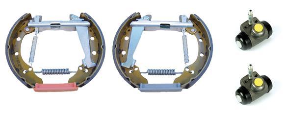 kit de frein arrière simple ou prémonté BREMBO K 85 040 (Jeu de 2)