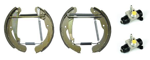 kit de frein arrière simple ou prémonté BREMBO K 85 045 (Jeu de 2)