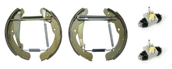 kit de frein arrière simple ou prémonté BREMBO K 85 046 (Jeu de 2)