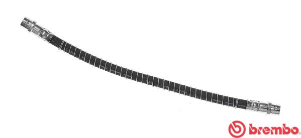 Flexible de frein BREMBO T 65 004 (X1)