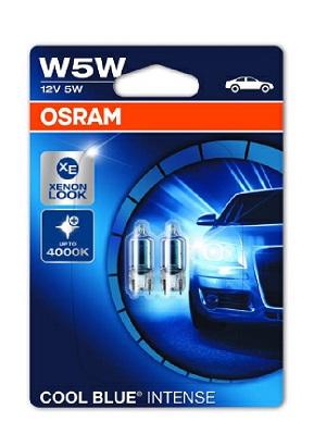 Visibilite OSRAM 2825HCBI-02B (Jeu de 2)
