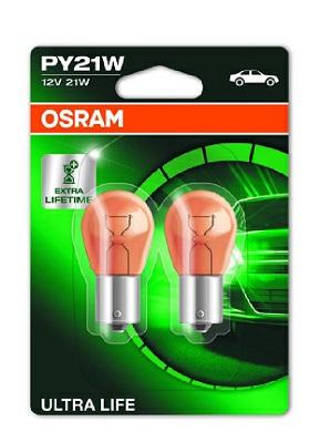 Ampoules OSRAM 7507ULT-02B (Jeu de 2)
