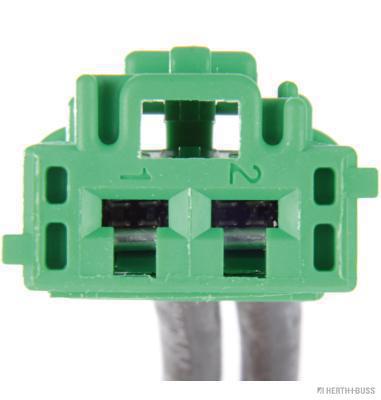 Appareil de commande, chauffage HERTH+BUSS ELPARTS 51277332 (X1)