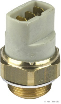 Interrupteur de temperature, ventilateur de radiateur HERTH+BUSS ELPARTS 70511198 (X1)