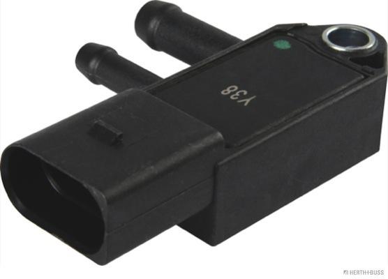 Capteur, pression des gaz échappement HERTH+BUSS ELPARTS 70668005 (X1)