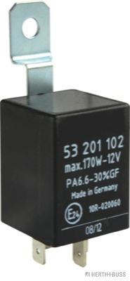 Centrale clignotante HERTH+BUSS ELPARTS 75605125 (X1)