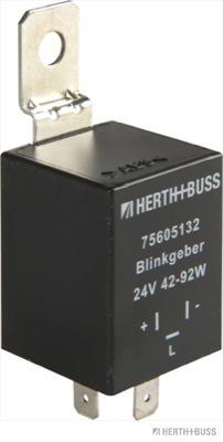 Centrale clignotante HERTH+BUSS ELPARTS 75605132 (X1)