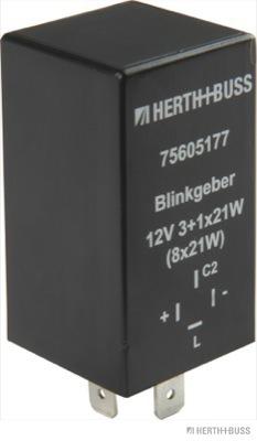 Centrale clignotante HERTH+BUSS ELPARTS 75605177 (X1)
