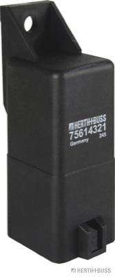 Relais de prechauffage HERTH+BUSS ELPARTS 75614321 (X1)