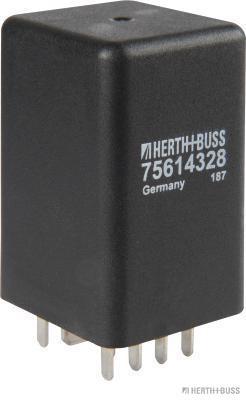 Relais de prechauffage HERTH+BUSS ELPARTS 75614328 (X1)
