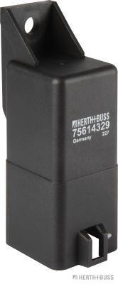 Relais de prechauffage HERTH+BUSS ELPARTS 75614329 (X1)