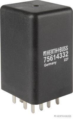Relais de prechauffage HERTH+BUSS ELPARTS 75614332 (X1)