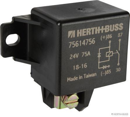Capteurs/calculateurs/sondes HERTH+BUSS ELPARTS 75614756 (X1)