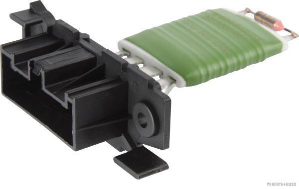 Resistance moteur de ventilateur de chauffage HERTH+BUSS ELPARTS 75614917 (X1)