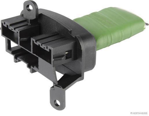 Resistance moteur de ventilateur de chauffage HERTH+BUSS ELPARTS 75614921 (X1)