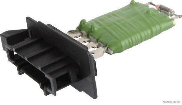 Resistance moteur de ventilateur de chauffage HERTH+BUSS ELPARTS 75614930 (X1)