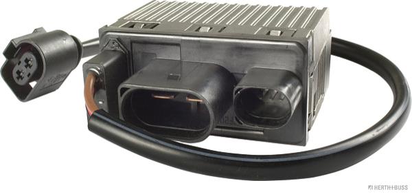 Relais, chasse du ventilateur de radiateur HERTH+BUSS ELPARTS 75898026 (X1)