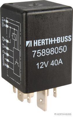 Moteur HERTH+BUSS ELPARTS 75898050 (X1)