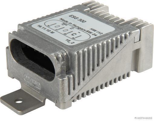 Relais, chasse du ventilateur de radiateur HERTH+BUSS ELPARTS 75898940 (X1)