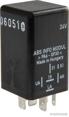 Relais, ABS HERTH+BUSS ELPARTS 75898998 (X1)
