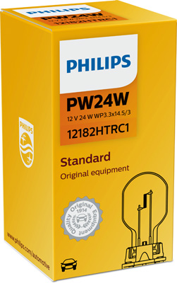 Ampoules PHILIPS 12182HTRC1 (X1)