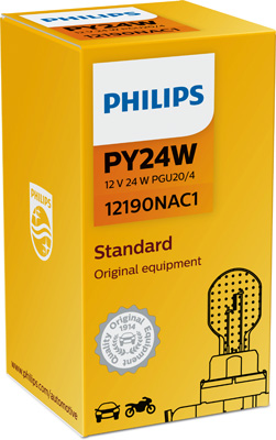 Ampoules PHILIPS 12190NAC1 (X1)