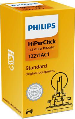 Ampoule, feu clignotant PHILIPS 12271AC1 (X1)