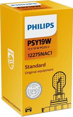 Ampoule, feu clignotant PHILIPS 12275NAC1 (X1)