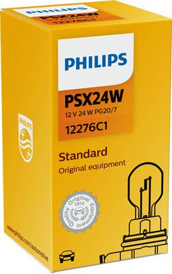 Ampoules PHILIPS 12276C1 (X1)