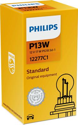 Ampoules PHILIPS 12277C1 (X1)