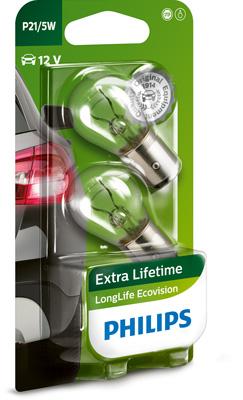 Ampoules PHILIPS 12499LLECOB2