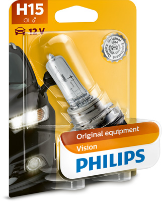 Ampoules PHILIPS 12580B1 (X1)