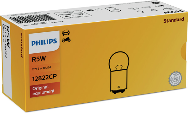 Ampoules PHILIPS 12822CP (X1)