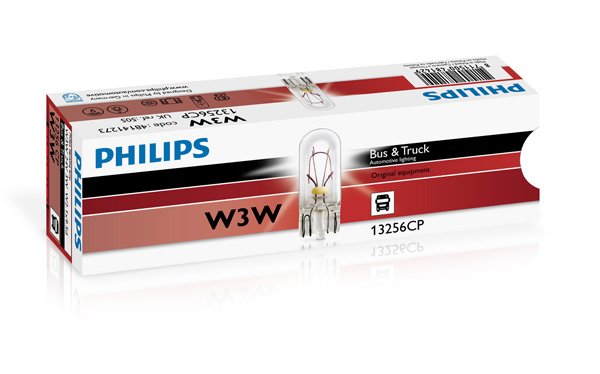 Ampoules PHILIPS 13256CP