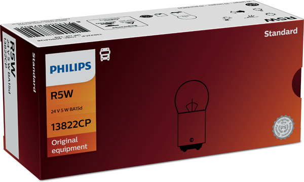 Ampoules PHILIPS 13822CP (X1)
