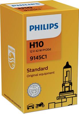 Ampoule, projecteur antibrouillard PHILIPS 9145C1 (X1)