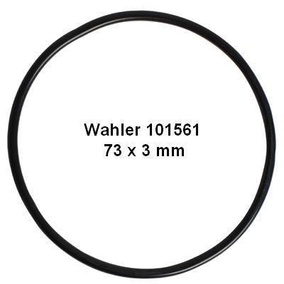 Joint, vanne EGR WAHLER 101561 (X1)