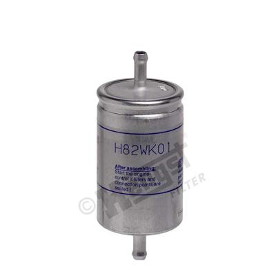 Filtre a carburant HENGST FILTER H82WK01 (X1)
