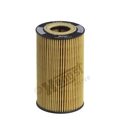Filtre a huile HENGST FILTER E14H D77 (X1)