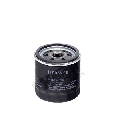 Filtre a huile HENGST FILTER H90W19 (X1)
