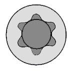 Vis de culasse GLASER T05133-00 (X1)