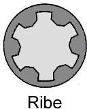 Vis de culasse GLASER T50764-00 (X1)